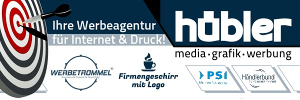 Hübler Media Internet Webdesign Werbeagentur